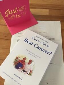 Beat Cancer Book 1